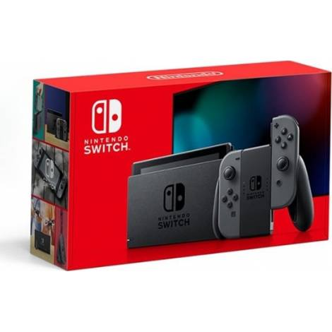 Nintendo Switch Console 32GB Grey Joy-Con (2019 Edition)