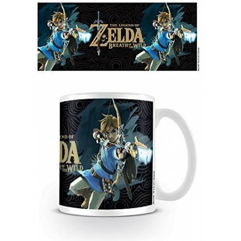 Nintendo - The Legend Of Zelda: Breath Of The Wild (Game Cover) Coffee Mug (MG24489)