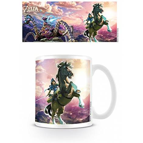 Nintendo - The Legend Of Zelda: Breath Of The Wild (Guardian Chase) Coffee Mug (MG24515)