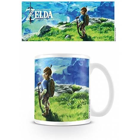 Nintendo - The Legend Of Zelda: Breath Of The Wild (View) Coffee Mug (MG24518)