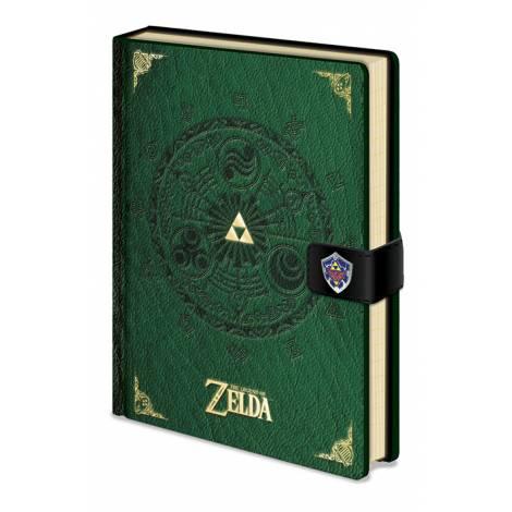 Nintendo - The Legend Of Zelda Premium A5 Notebook (SR72444)