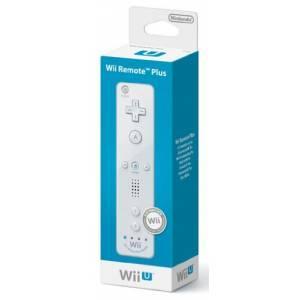 Nintendo Wii U Remote Plus: White (Wii U)