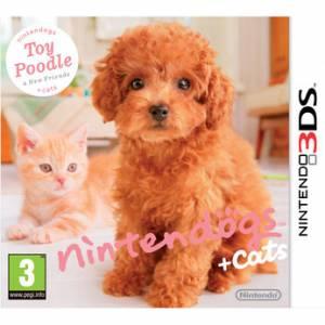 Nintendogs + Cats: Toy Poodle & New Friends (NINTENDO 3DS)