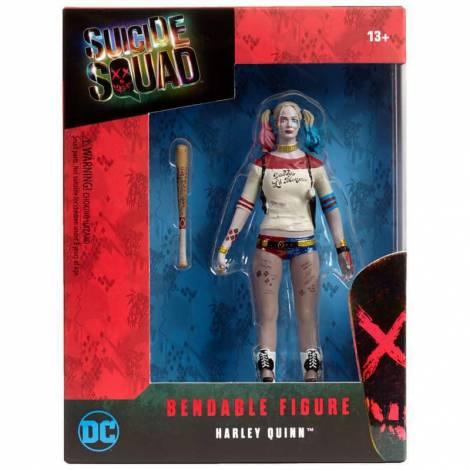 NJ Croce Φιγούρα 14cm Harley Quinn (Suicide Squad)