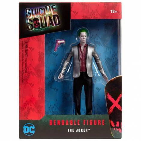NJ Croce Φιγούρα 14cm Joker (Suicide Squad)