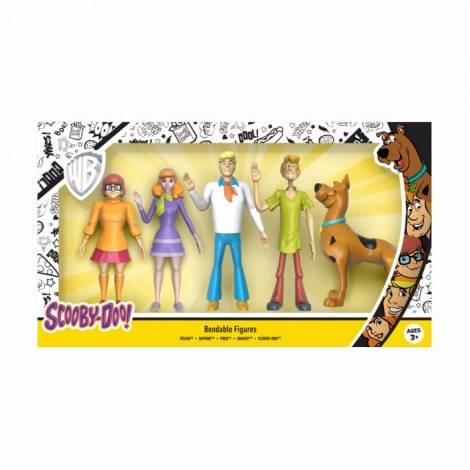 NJ Croce Σετ Φιγούρες Scooby Doo