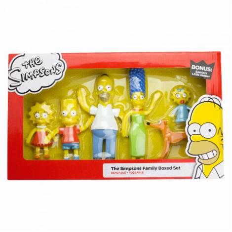 NJ Croce Σετ Φιγούρες Simpsons Family