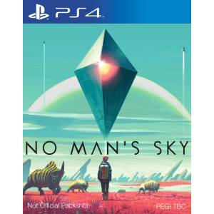 No Man's Sky - D1 Edition (PS4) (Sony)