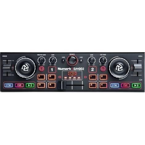 NUMARK DJ2GO-2 DJ Controller