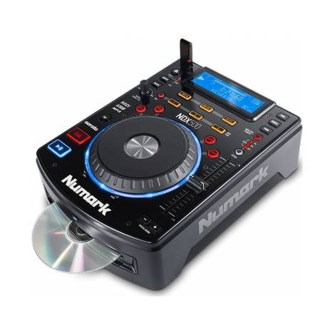 NUMARK NDX-500 Μoνό Επιτραπέζιο CD Player- Mp3