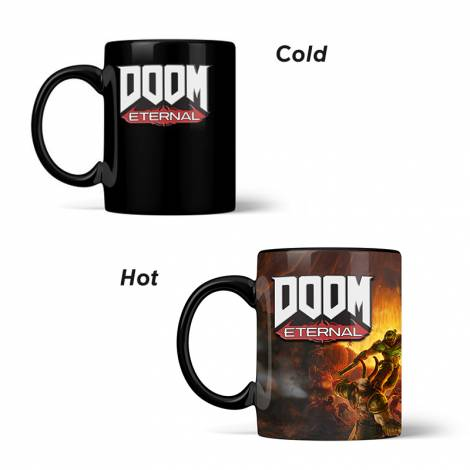Numskull - Doom Eternal 20oz/560ml Mug