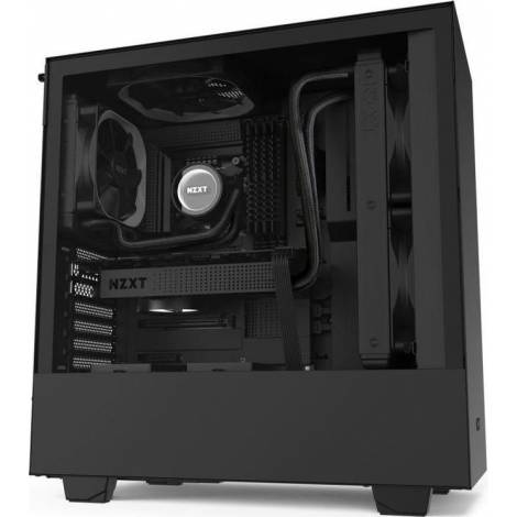 NZXT H510 Black - Tempered Glass