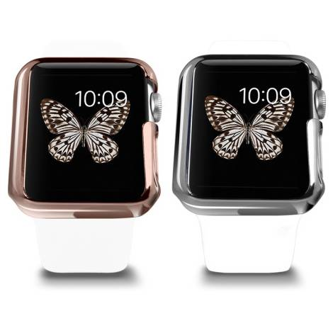 Ozaki O!coat Wardrobe  for Apple Watch 2 in 1 Gold / Silver (OC621B) (38mm)