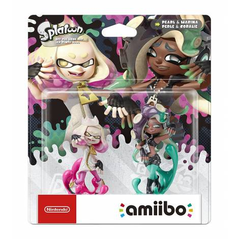 Nintendo Amiibo Splatoon: Off the Hook Set amiibo - Pearl and Marina