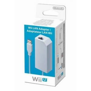 Official Nintendo Wii U LAN Adapter (Wii U)