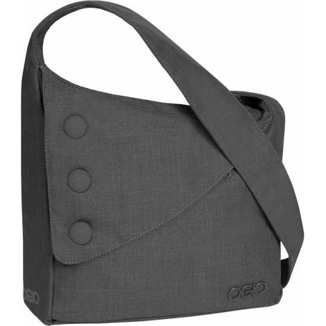 Ogio Γυναικεία Τσάντα Ώμου Brooklyn Purse Dark Gray (DK03251)