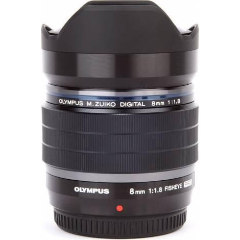Olympus M.ZUIKO DIGITAL ED 8mm 1:1.8 Fisheye PRO (V312030BW000)