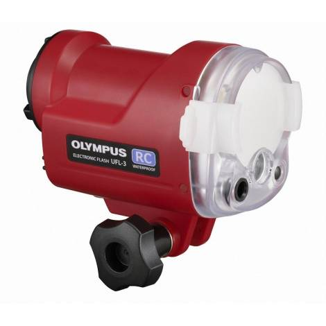 Olympus UFL-3 Underwater Flash (compatible with all models with optical fiber connector plug)