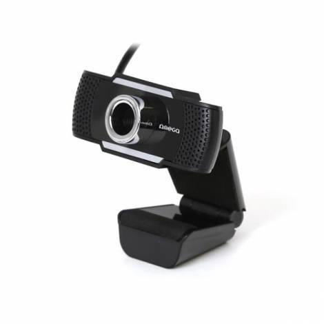 OMEGA USB Κάμερα OUW142B με μικρόφωνο και μαγνητική βάση