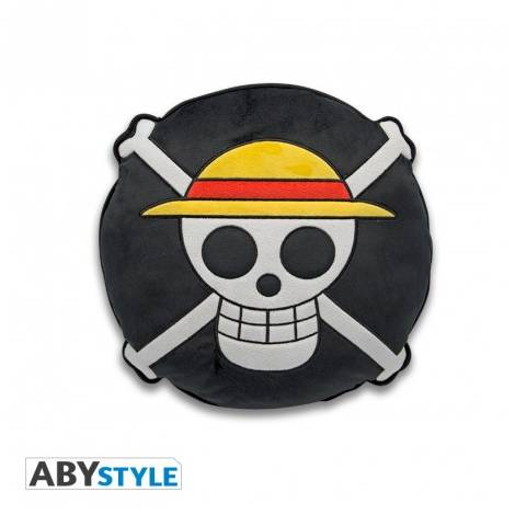 One Piece - Skull Cushion (ABYPEL020)