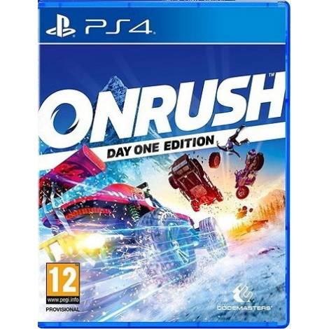 Onrush (Day One Edition) (PS4)
