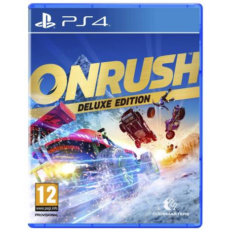 Onrush Deluxe Edition (PS4)