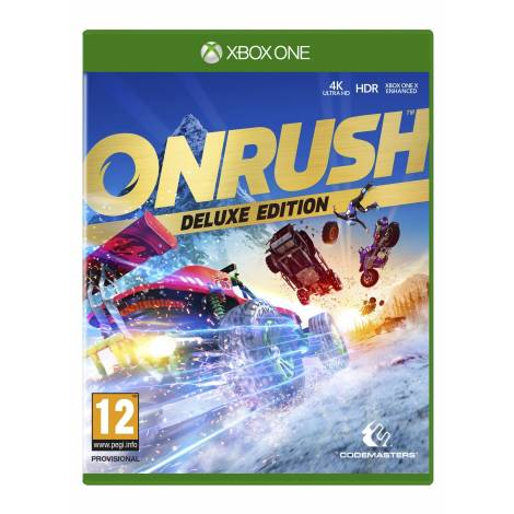 Onrush Deluxe Edition (Xbox One)