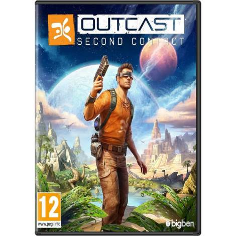 Outcast Second Contact (PC)