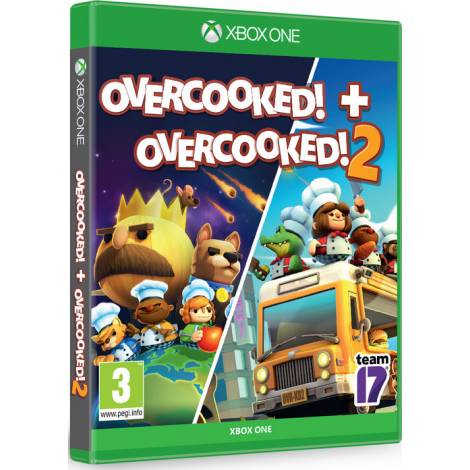OVERCOOKED DOUBLE PACK (Xbox One)