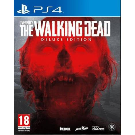 Overkill's The Walking Dead (Deluxe Edition) (PS4)