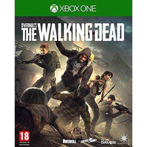 Overkill's The Walking Dead (Xbox One)