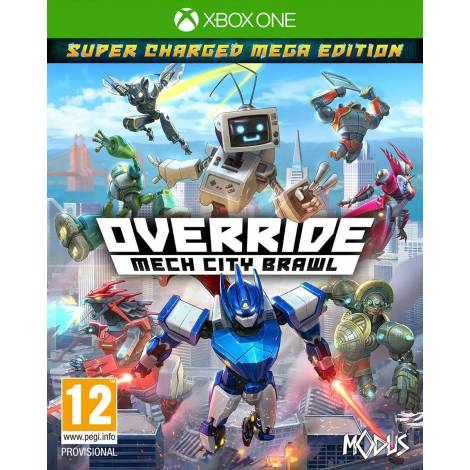 OVERRIDE : MECH CITY BRAWL SUPER CHARGED MEGA EDITION (Xbox One)
