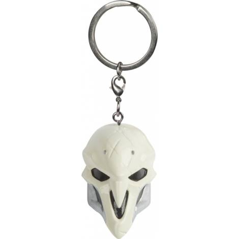 Overwatch Reaper Mask 3D Keychain (7863)