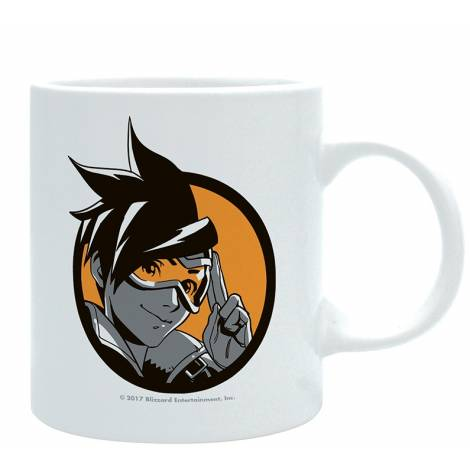 OVERWATCH - TRACER 320ml MUG  (ABYMUG386)