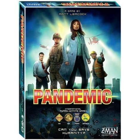 Pandemic - Αγγλική Έκδοση (ZM7101)