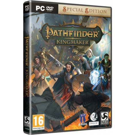 Pathfinder: Kingmaker (Special Edition) (PC)