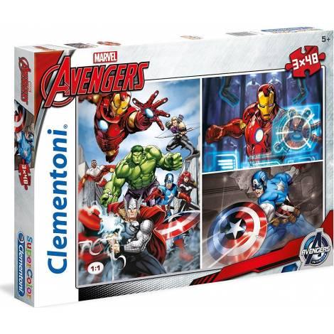 Παζλ 3Χ48 Τμχ. The Avengers (1200-25203)
