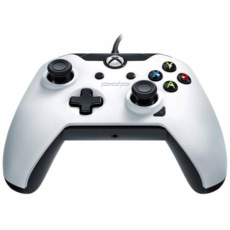 PDP Wired Controller White (Xbox One)