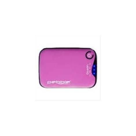 Pebble Verto Portable Powerbank for Smartphones 3700mAh - Orange (VPP-201-CO)