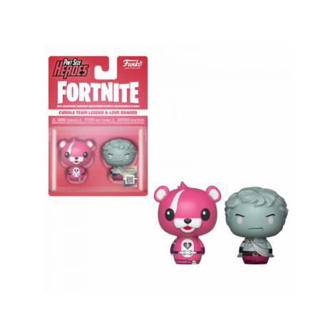 Pint Size Heroes 2-Pack: Fortnite - Cuddle Team Leader & Love Ranger