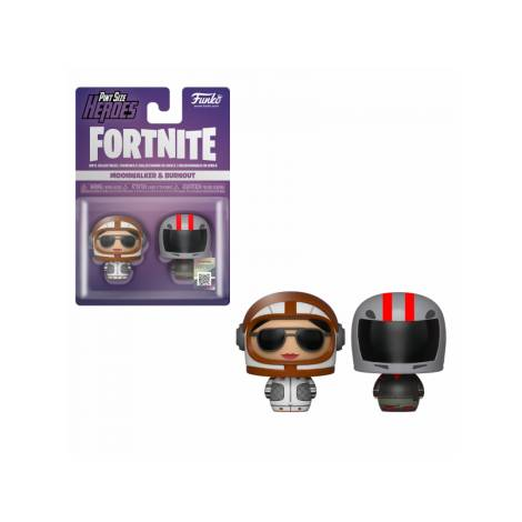 Pint Size Heroes 2-Pack: Fortnite - Moonwalker & Burnout