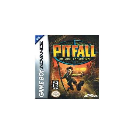Pitfall - The Lost Expedition (GAMEBOY ADVANCE)