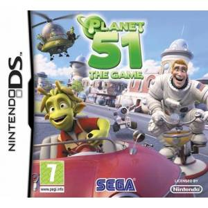 Planet 51: The Game (NINTENDO DS)
