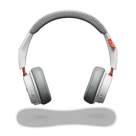 Plantronics BackBeat 500 White (207840-01)