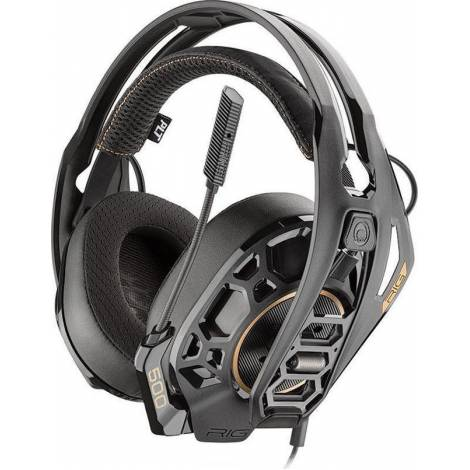 PLANTRONICS RIG 500 PRO HC (211220-05) GAMING HEADSET FOR CONSOLE ( PS4 & XBOX ONE )
