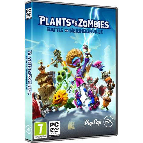 Plants vs Zombies: Battle for Neighborville (PC) (Day One Edition)