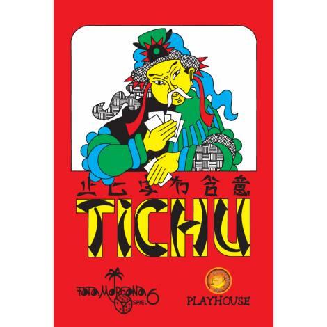 Playhouse - Γνήσια Τράπουλα  Tichu