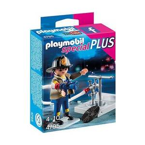 Playmobil 4795 Πυροσβέστης με μάνικα
