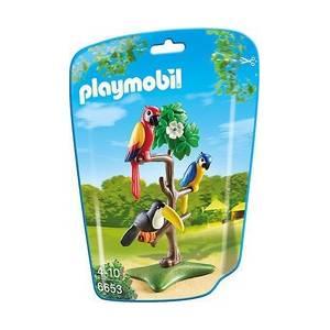 Playmobil 6653 Τροπικά πουλιά
