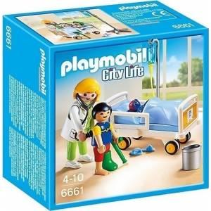 Playmobil 6661 - Παιδιατρική Κλινική